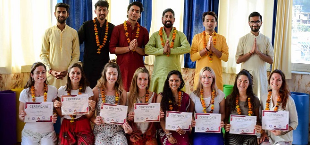 200 Hour Ayurveda Yoga Teacher Training Course in Rishikesh 2020