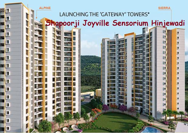Shapoorji Pallonji Joyville Hinjewadi Amenities- Luxury Apartmets in Pune