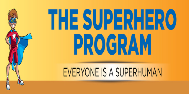 Booking Open The Superhero Program