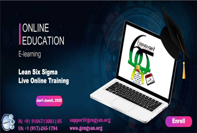 Lean Six Sigma Online Training