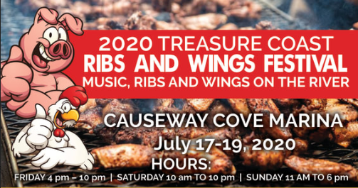 2020 TREASURE COAST RIBS AND WIGS FESTIVAL