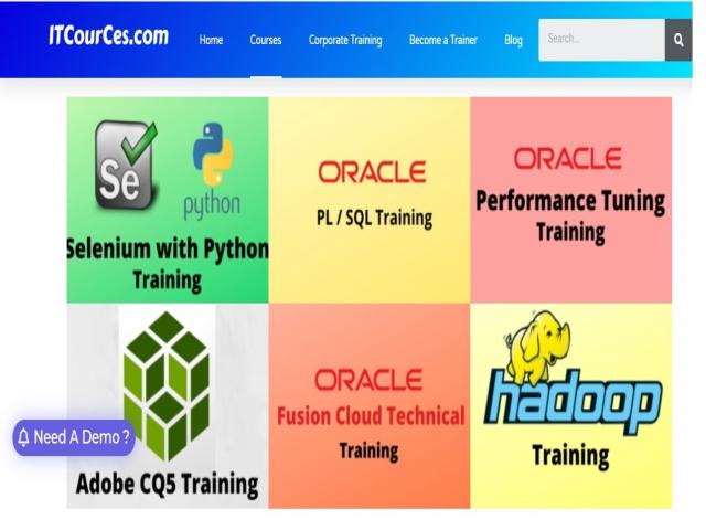 Oracle ATG training