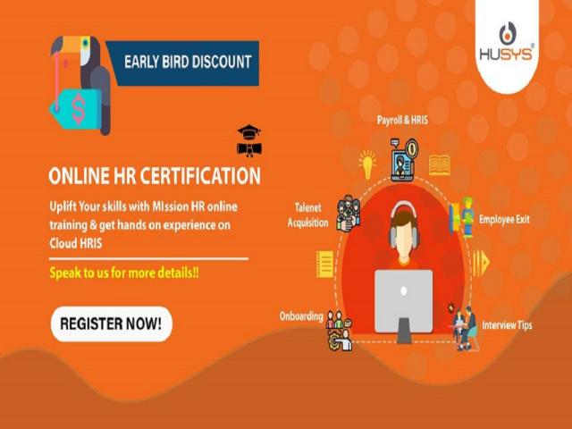 MissionHR Certification Program