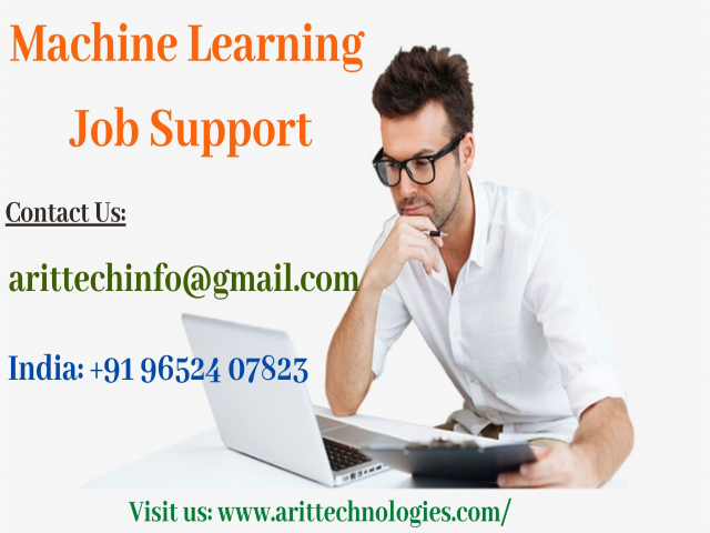 Machine Learning Job Support - AR IT Technologies