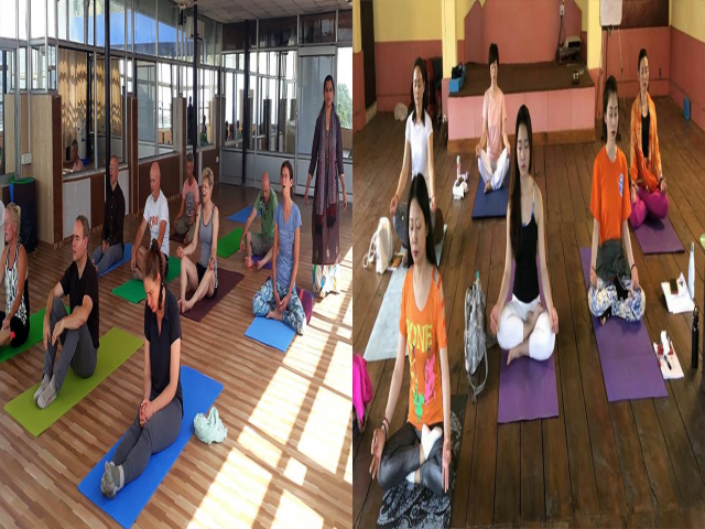 200 hrs Yoga Teachers Training in Rishikesh