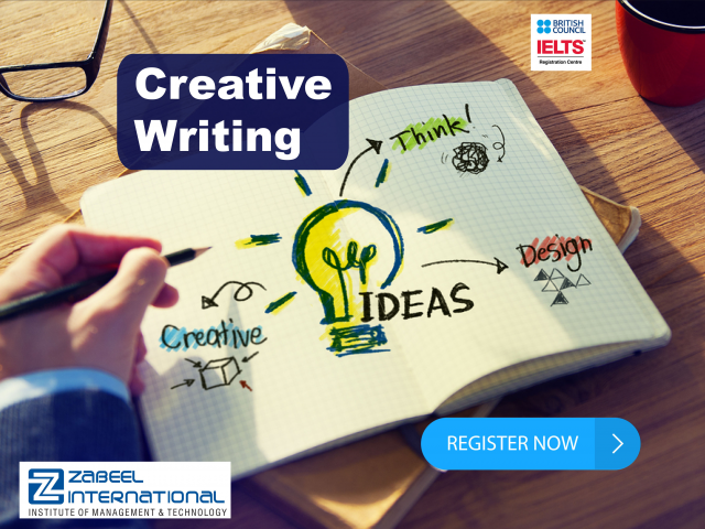 Creative Writing Training Course