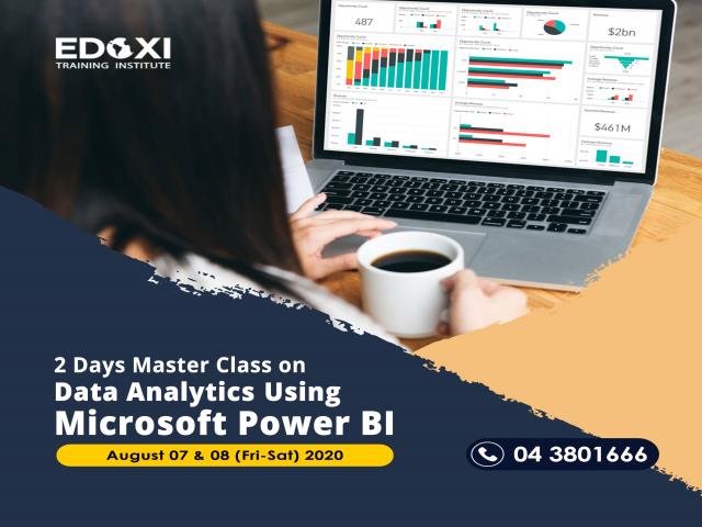 2 Days Data Analytics Master Classes on Power BI