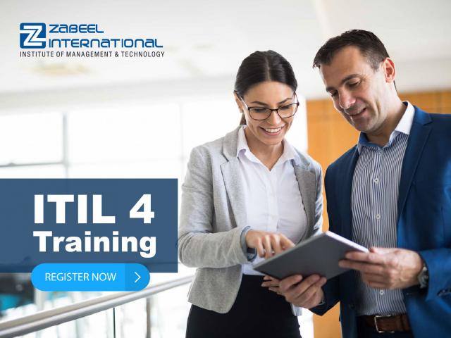 ITIL 4 Foundation Certification Training Course in Dubai