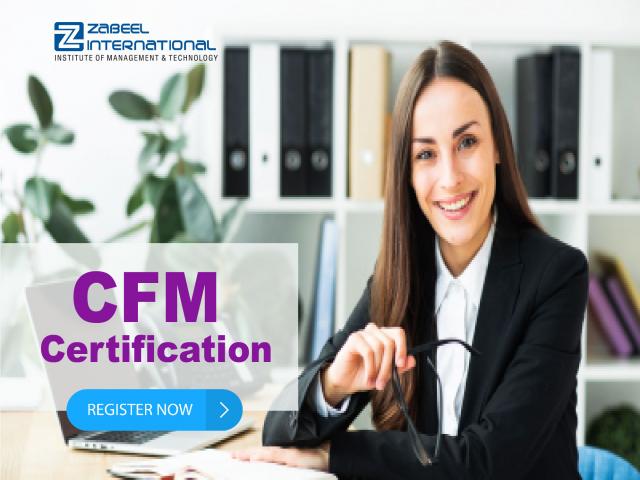 Facility Management CFM Certification Training Course in Dubai