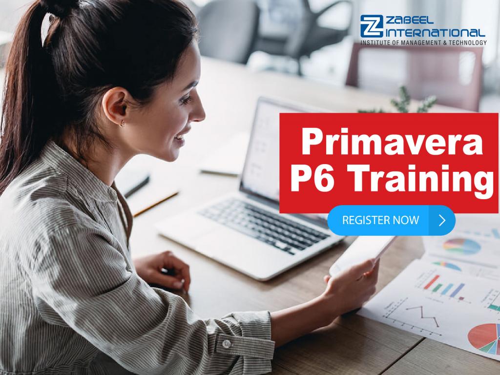 Primavera P6 Training Course in Dubai: