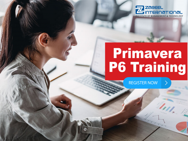 Primavera P6 Training Course in Dubai: