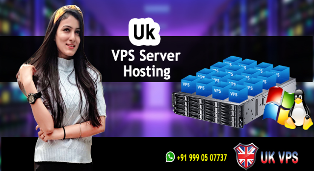 UK VPS Server Hosting - Cost-Effective Choice for Businesses