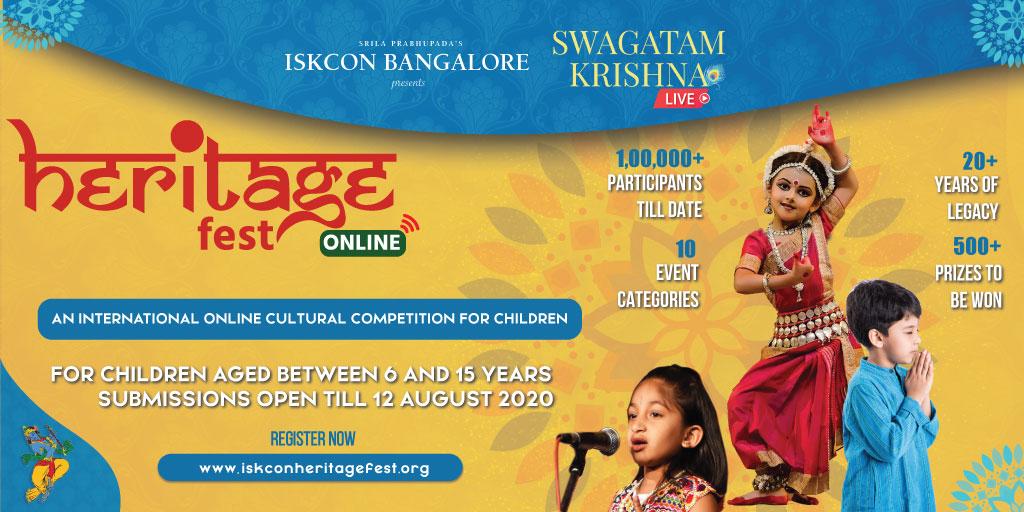 ISKCON Heritage Fest