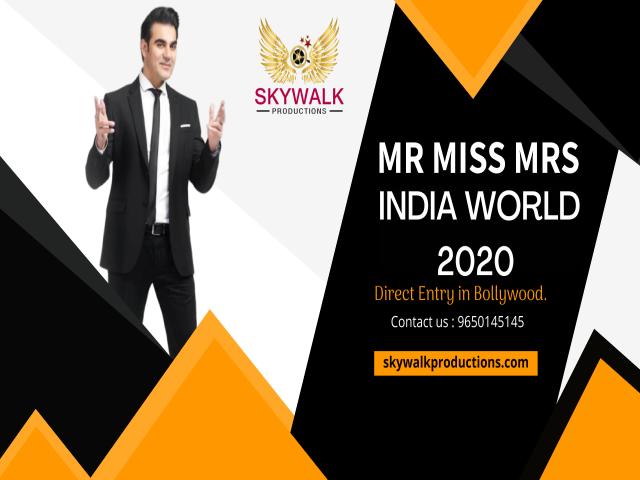 Mrs India 2020 World Registration Form