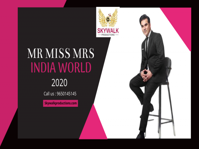 Mr India 2020-2021 Registration & Audition