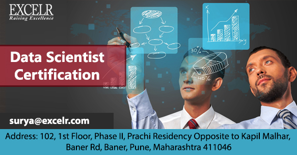 Data scientist certification