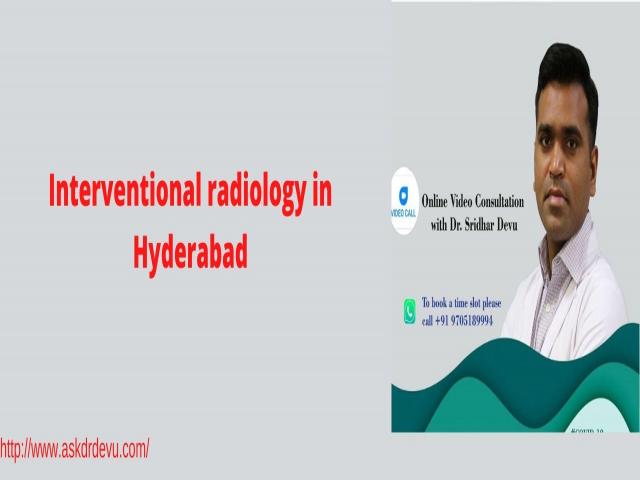 interventional radiology in hyderabad