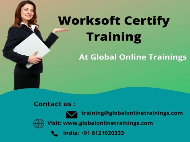 Worksoft Certify Training | Worksoft Certify online Training