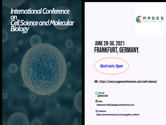 International Conference on Cell Science and Molecular Biology