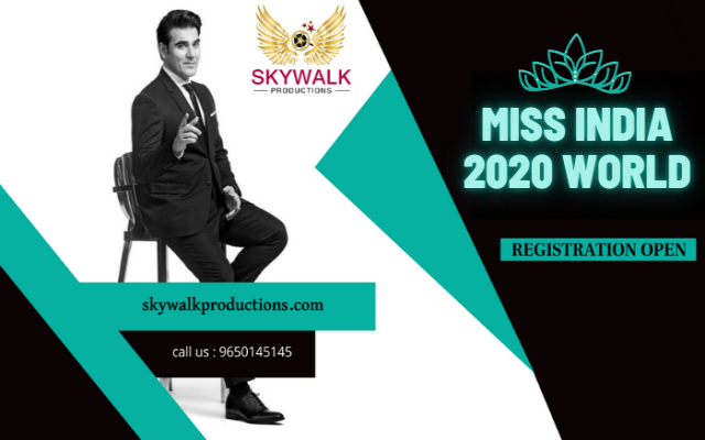 Miss India 2020 World