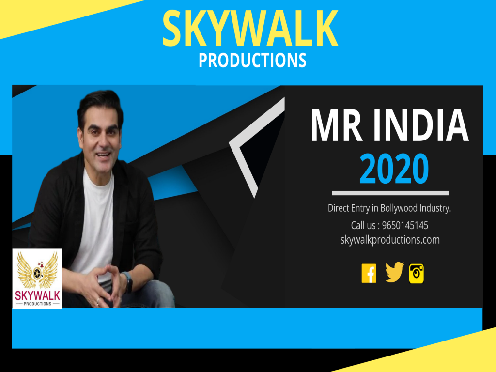 Mr India 2020 Audition Registration Last Date