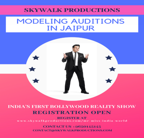 Modeling Auditions In jaipur