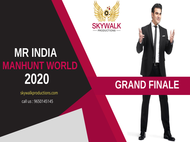 Mr India 2020 Grand Finale Date & Online Audition