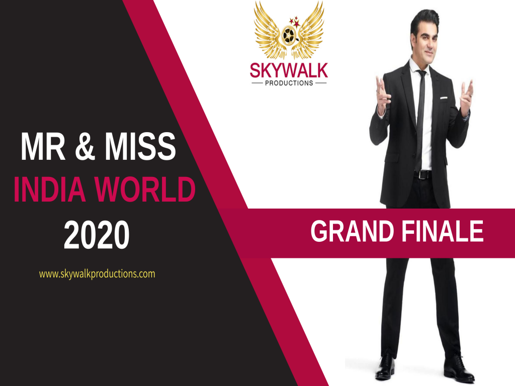 Mr India and Miss India 2020 Registration Form