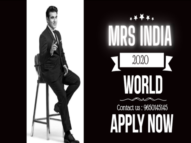 Mrs India Auditions