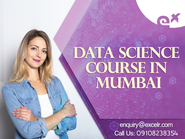 Build Your Career With The Best Data Scinece Training in Mumbai ExcelR Solution