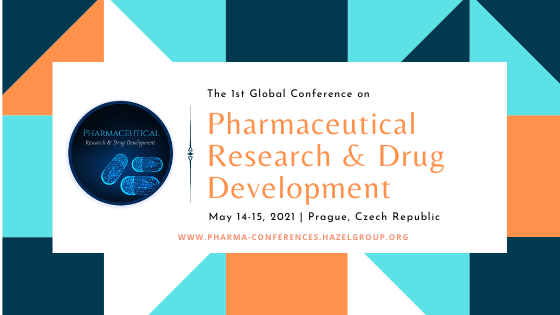 Global Conference on Pharmaceutical Research and Drug Development  (GPD 2021)