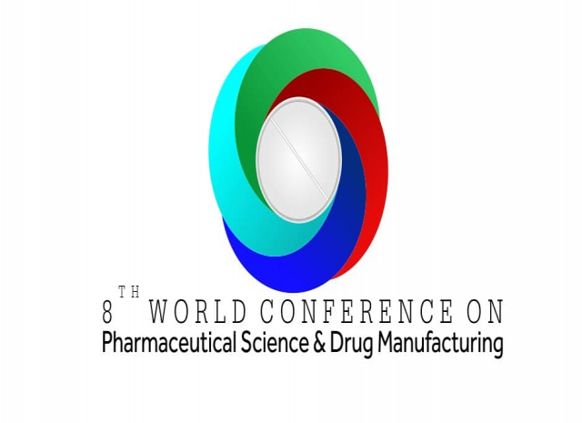 8th World Conference on Pharmaceutical Science and Drug Manufacturing