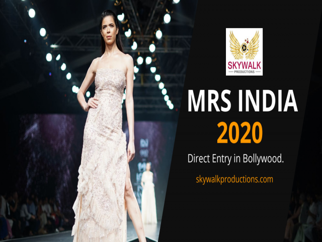 Mrs India 2020 Auditions Date Venue Registration