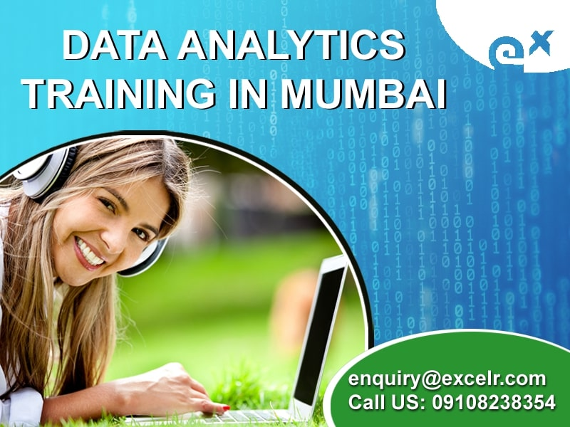 data analytics courses give by excelr