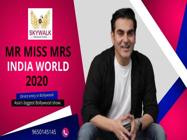 Miss & Mrs India 2020 Audition & Registration Details