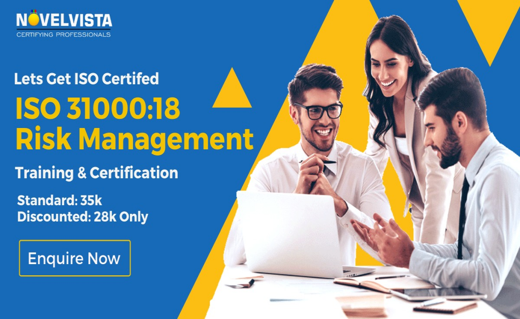 Certified ISO 31000:2018 Risk Management Certification & Training