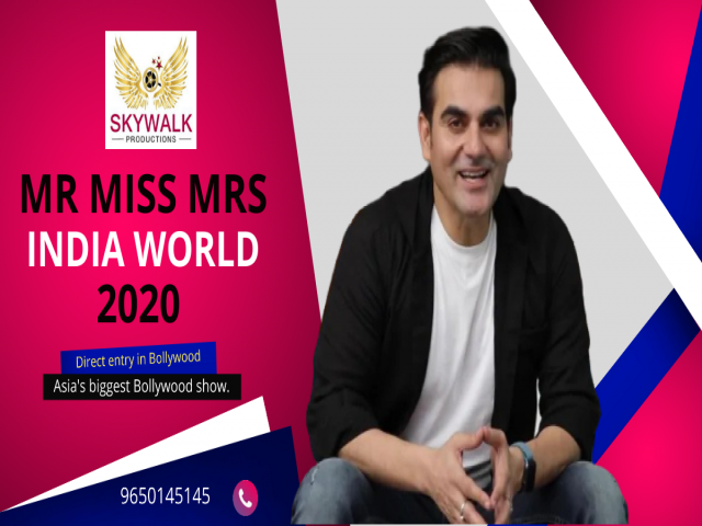 Mr & Mrs India World 2020 Competition