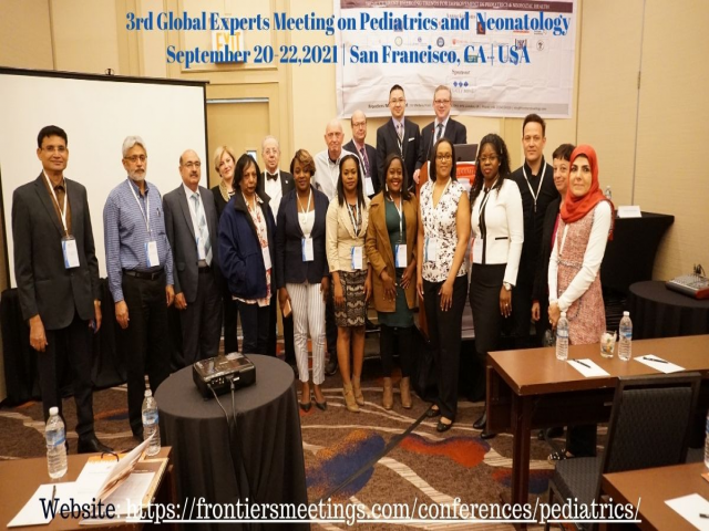 Pediatrics Congress 2021