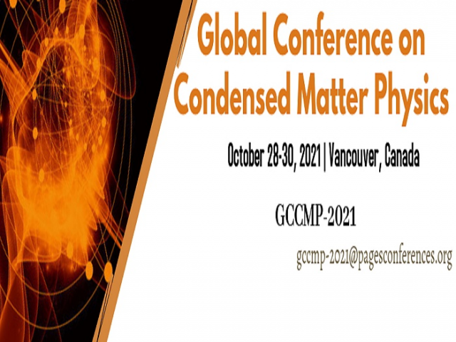 Global Conference On Condensed Matter Physics