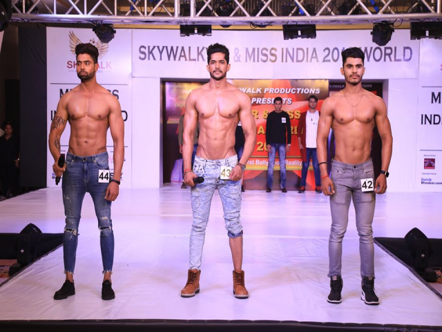 Mr India Competition 2021