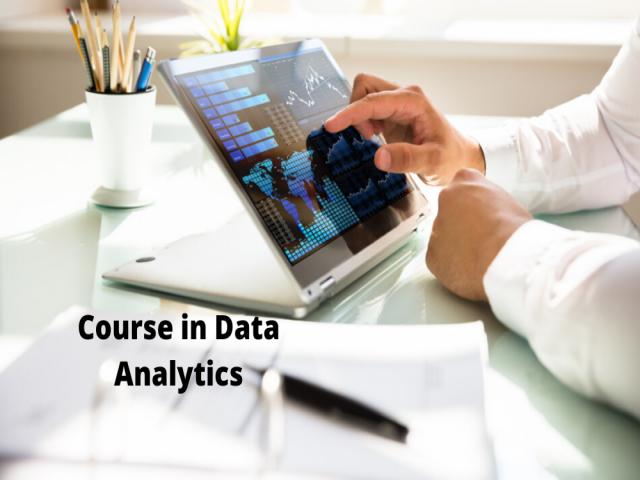 Course in Data Analytics 2