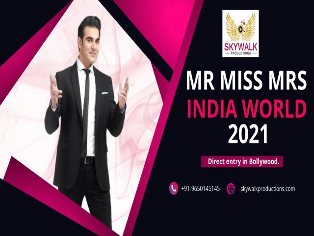 Mr India 2021 Audition Dates & Venue