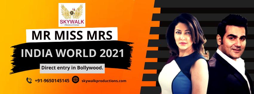 Mr & Mrs India 2021 Audition Criteria