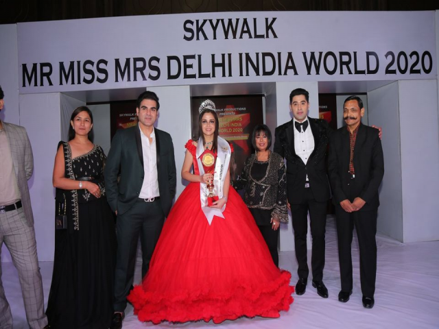 Mrs India 2021 Audition Form & Dates