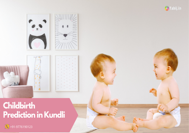 Expert advice for twin fortune with childbirth prediction in kundli