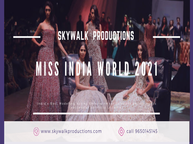 Miss India World 2021 Competition