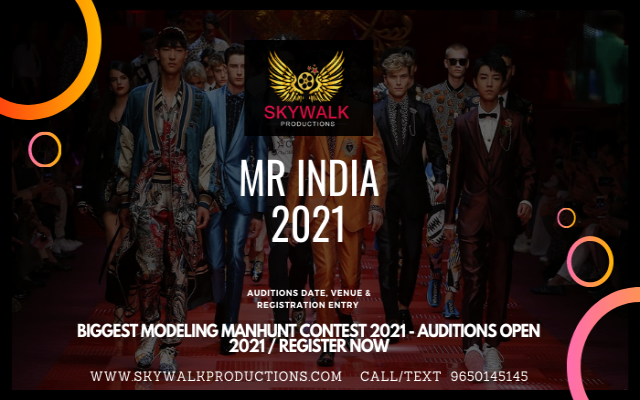 Mr. India Auditions Date, Venue And Registration Entry