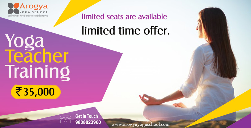 Yoga Teacher Training in Rishikesh, India 2021