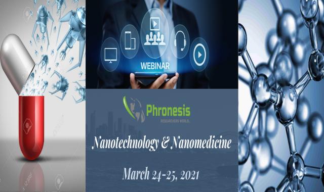 Webinar on Nanotechnology and Nanomedicine (iNano-2021)