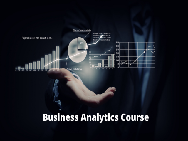 Business Analytics Course 3